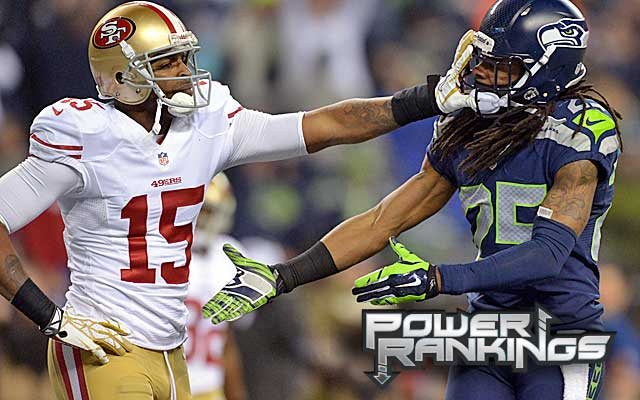 Can the Seahawks hold off the Niners next season? (USATSI)