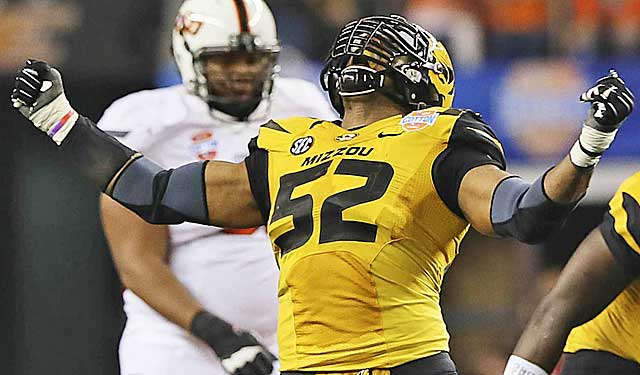 NFL clubs work hard to avoid distractions, which figures to hurt Michael Sam's stock. (USATSI)