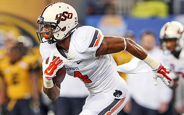 Justin Gilbert could be an upgrade at corner for the Bengals.    (USATSI)
