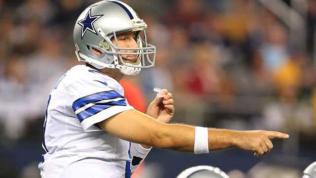 Manipulating Romo' contract will be key in Dallas' cap management. (USATSI)