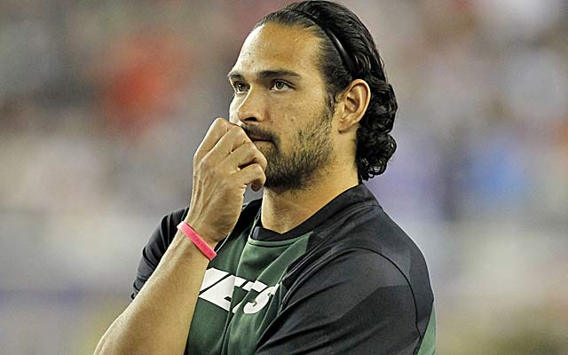 It's likely Mark Sanchez's days in New York are over.    (USATSI)