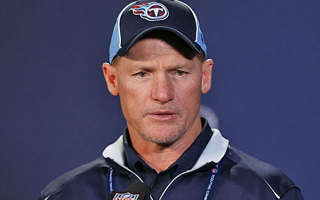 Ken Whisenhunt is vague about Chris Johnson's future in Tennessee.    (USATSI)