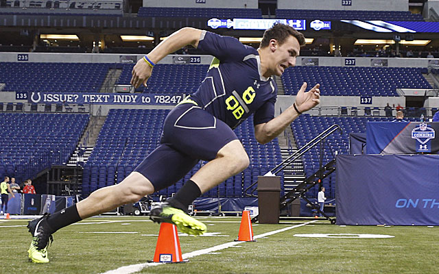 Depending on who you talk to, Johnny Manziel is a top-five pick or not even a third-round pick. (USATSI)