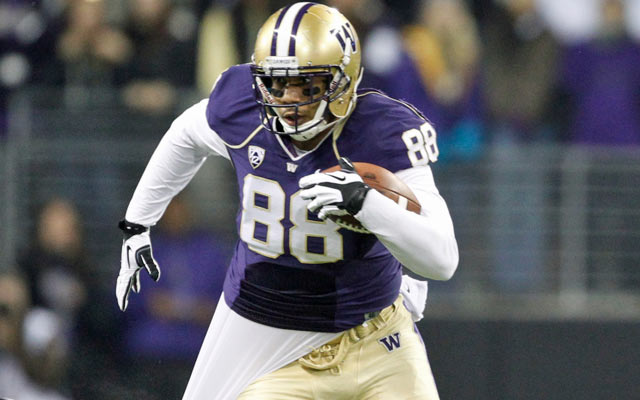Austin Seferian-Jenkins will likely miss Washington's pro day. (USATSI)