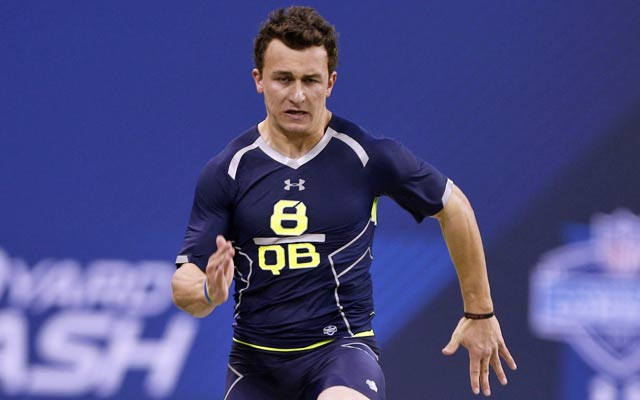 The Browns might not believe Johnny Manziel is the answer at QB. (USATSI)