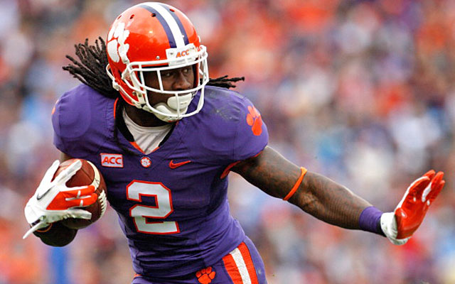 Sammy Watkins would bring more speed to Buffalo and another weapon for EJ Manuel. (USATSI)