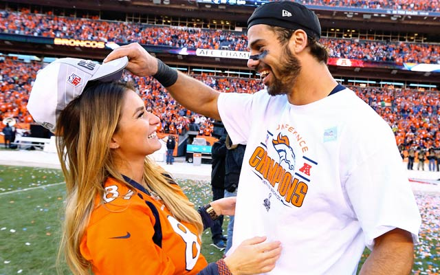 The Colts and Jets are options for Eric Decker in free agency. (USATSI)