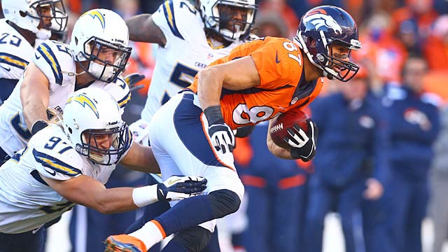 Decker is about to cash in on a huge contract season. (USATSI)
