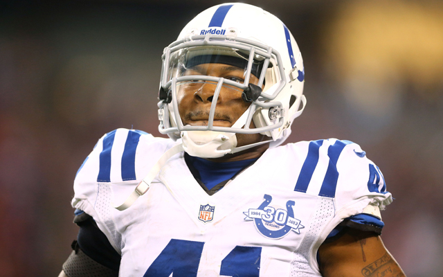 Former Colts safety Antoine Bethea has agreed to a deal with the 49ers. (USATSI)