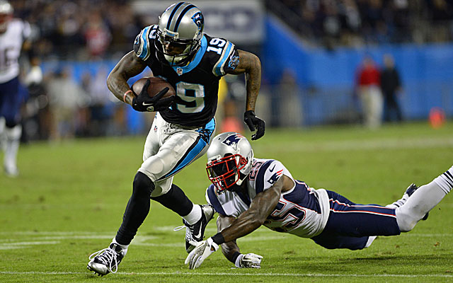 Arizona's solid offseason includes adding speedster Ted Ginn. (USATSI)