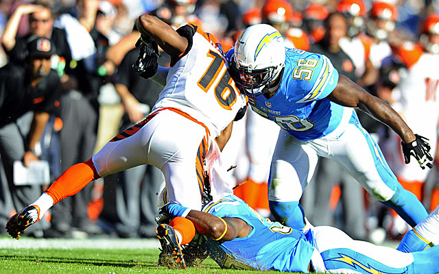Keeping Donald Butler was smart, but the Chargers have been hard to figure out. (USATSI)