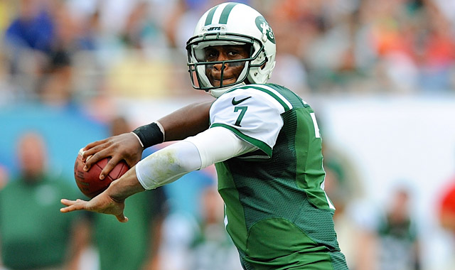 Geno Smith had a 66.5 QB rating for the Jets in 2013. (USATSI)