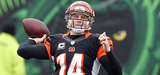 Should the Bengals pay Dalton now? Good question. (USATSI)