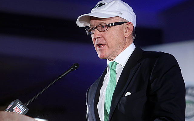 Jets owner Woody Johnson says rumors of NFL's demise are premature. (USATSI)