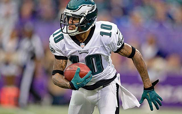 DeSean Jackson, a Pro Bowler in 2013, won't likely be out of work long.   (USATSI)