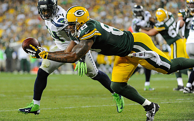 Free agent TE Jermichael Finley has game-changing ability. (USATSI)