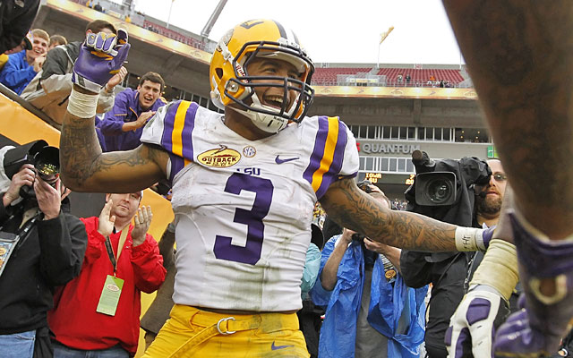 A playmaker at LSU, Odell Beckham looks like an NFL fit as a receiver and a returner. (USATSI)