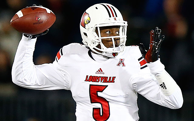 The Jags could win up with Teddy Bridgewater, but later than you might think. (Getty)