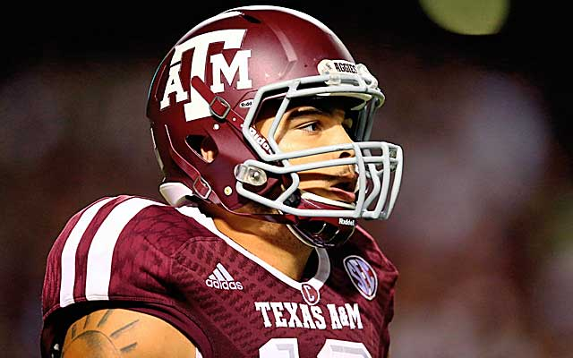 Is Tampa Bay eyeing Mike Evans with its pick at No. 7?   (USATSI)