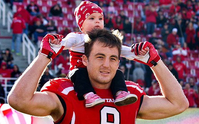 Trevor Reilly has unique inspiration -- his 1-year-old daughter, recovering from kidney cancer. (USATSI)