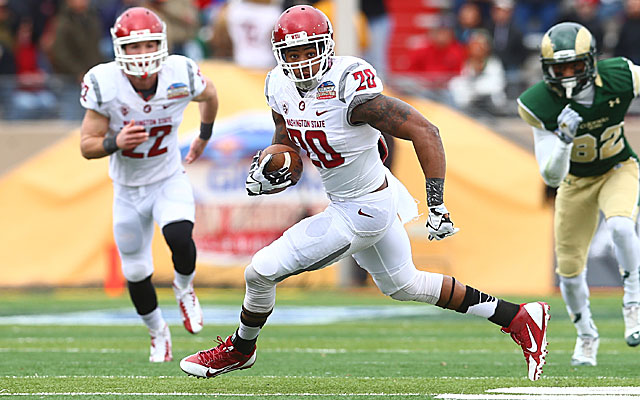 Deone Bucannon had 15 career interceptions at Washington State. (USATSI)