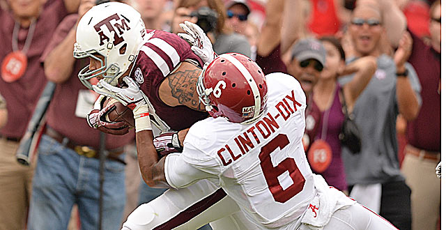 Clinton-Dix has the skill set to star in the NFL.(USATSI)