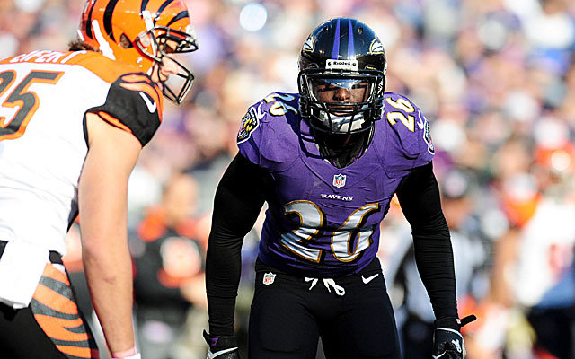 The Ravens may look for a complement to defensive back Matt Elam.  (USATSI)