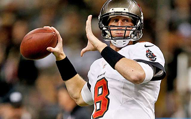 If the Bucs draft a QB, Mike Glennon could come into play as a trade piece.    (USATSI)