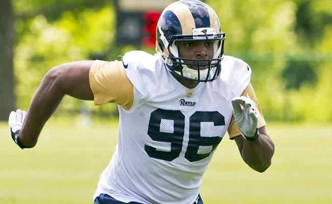 That Michael Sam documentary you heard about might not happen after all. (USATSI)