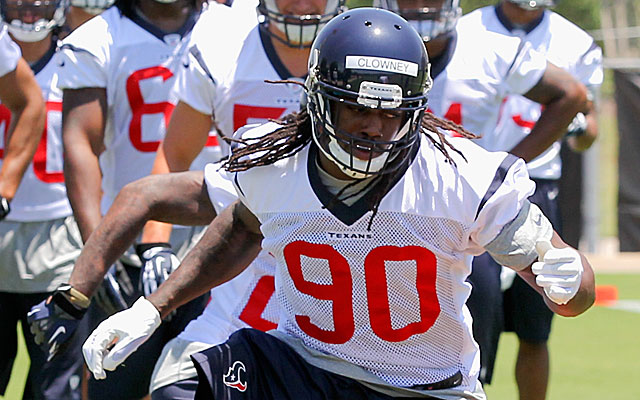 It won't take Jadeveon Clowney long to make an impact for the Texans. (Getty)