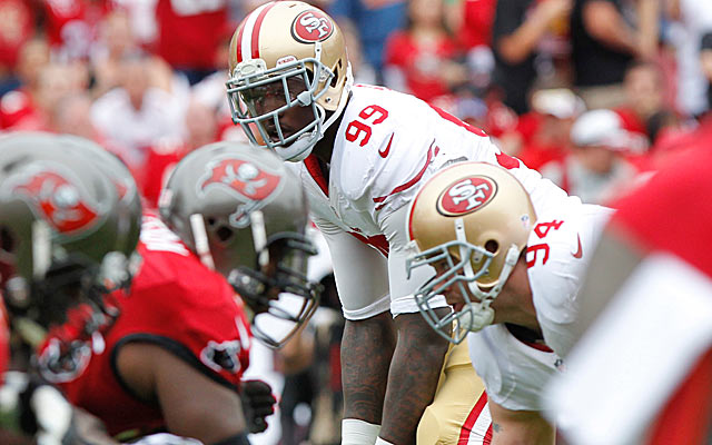 If Aldon Smith can get his off-field act together, he makes the Niners the 2011 draft kings.(USATSI)