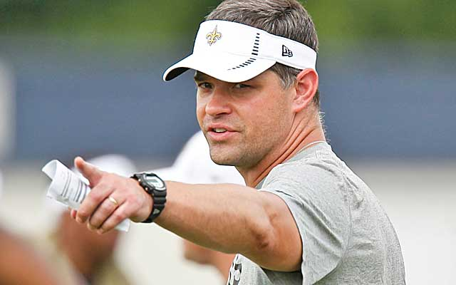 Joe Lombardi has the perfect last name for a head coach in the NFL.    (USATSI)
