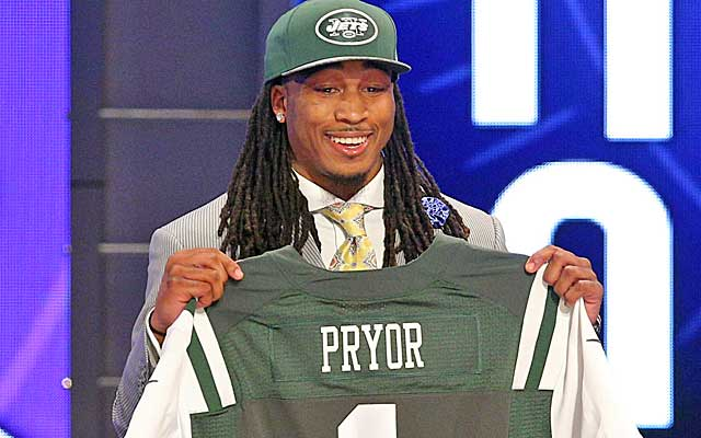 Calvin Pryor looks like a perfect fit in Rex Ryan's secondary.    (USATSI)