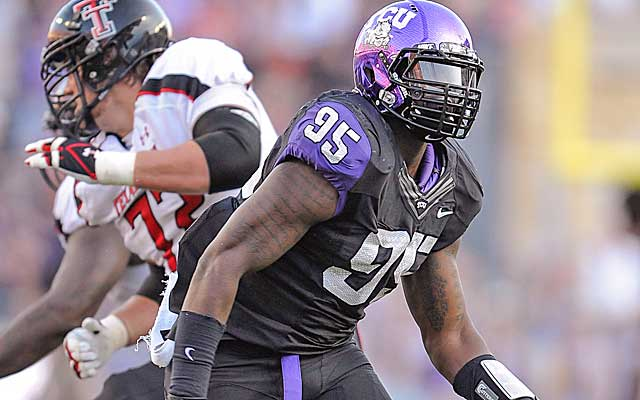After taking a medical redshirt last season, Devonte Fields looks to boost his draft stock in 2014.    (USATSI)