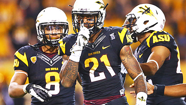 Jaelen Strong isn't a finished product but is an intriguing size-tools WR prospect. (USATSI)