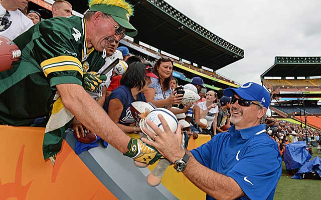 Pagano's inspirational fight resonated with NFL fans across the country.   (USATSI)