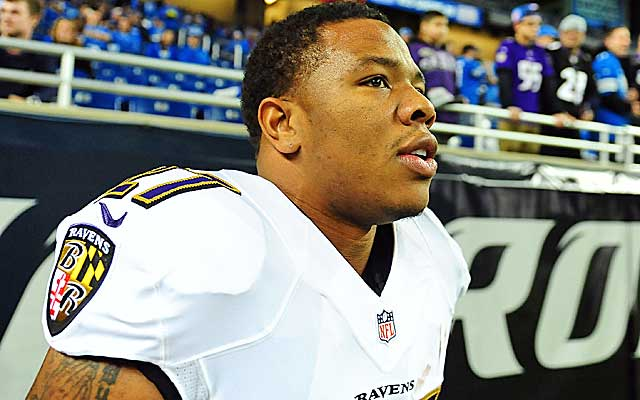 Ray Rice needs to do more to justify his status as an elite back.  (USATSI)