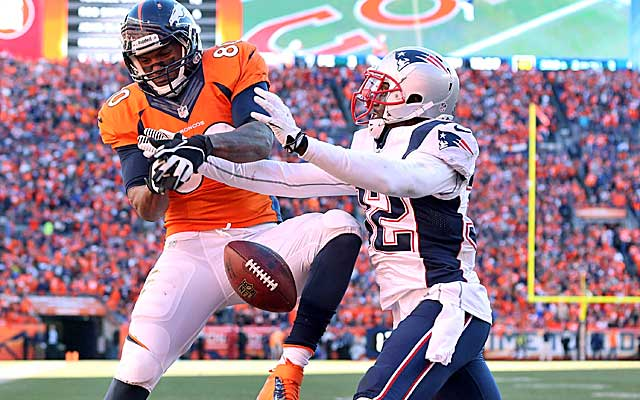 Devin McCourty is better playing safety than corner.  (USATSI)