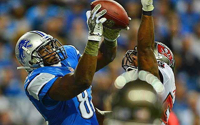 Brandon Pettigrew: Another TE who has failed to live up to his first-round status.  (USATSI)
