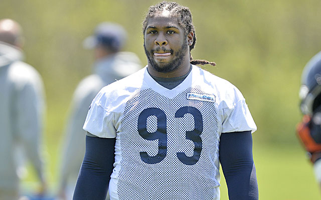 Will Sutton is expected to beef up the Bears' inside pass rush.(USATSI)