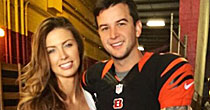 Catherine Webb and AJ McCarron (screen shot)