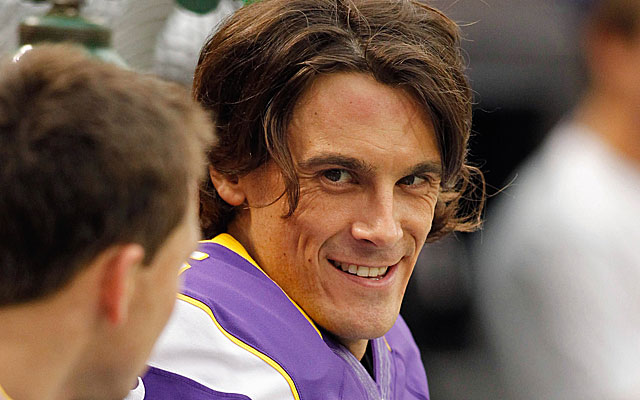 Chris Kluwe's actions were no better than the Vikings' assistant coach.  (USATSI)