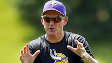 Can Zimmer fix Vikings?