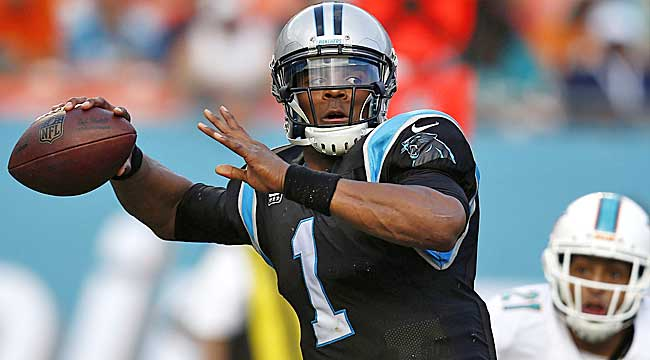Draft busts 2.0: Steer clear of Cam Newton