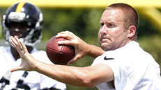 La Canfora: Steelers camp