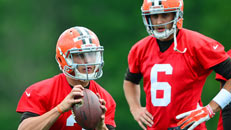 Kirwan from Browns camp