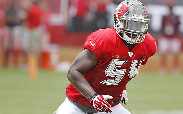 David, like Derrick Brooks, says he's motivated by those who said he was too small to play LB in the NFL.  (USATSI)