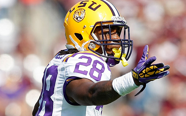Jalen Mills should be the next in LSU's pipeline of DBs to the NFL.  (USATSI)