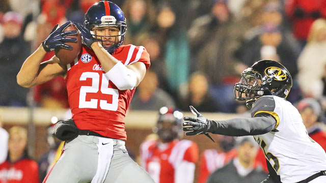 Cody Prewitt has the look and game of an NFL free safety. (USATSI)