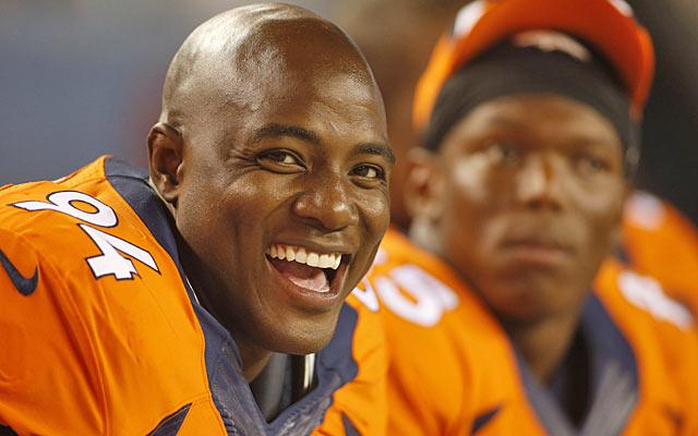DeMarcus Ware brings much more than pass-rush skills to Denver. (USATSI)